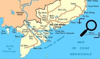 Le Sud Vietnam
